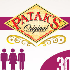 Pataks infographic