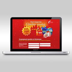 Premier Foods Competition website